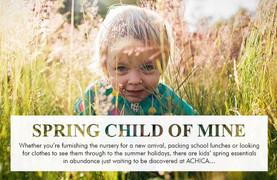 Spring Child Of Mine