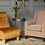 Thumbnail: Alstons Upholstery Armless Accent Chair