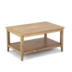 Wardley Oak Large Coffee Table