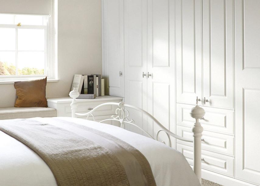Verona Bedroom White