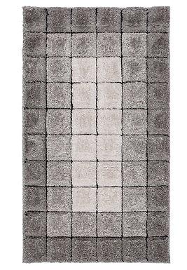 Flair Rugs Shaggy Velvet 3D Cube Rug