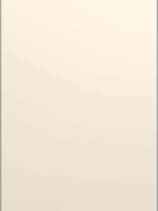 CARATTERE Plain Lacquered Dove Grey