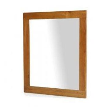 Earlswood Oak Large Wall Mirror