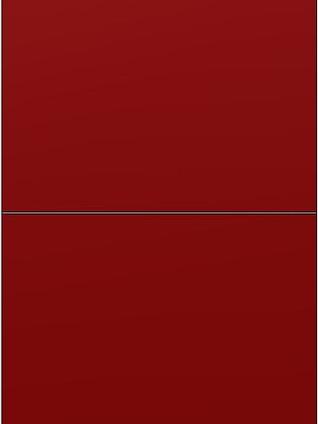 TETRIX Unicolour Ruby Red