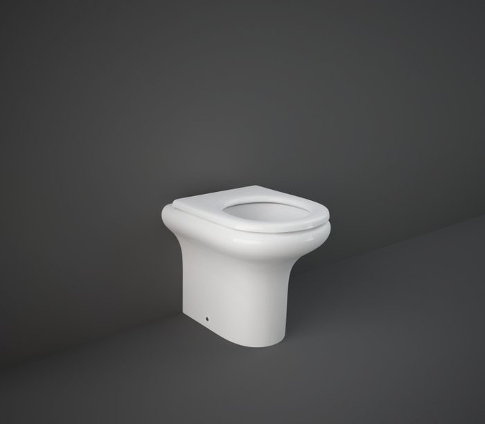 Special Needs Comfort Height 52cm Back to Wall Toilet
