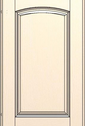 Madeleine Soft Frame Butter White Ash