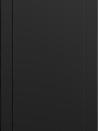 CARATTERE Frame Lacquered Black Slate