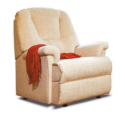 Sherborne Milburn Fabric Fixed Chair
