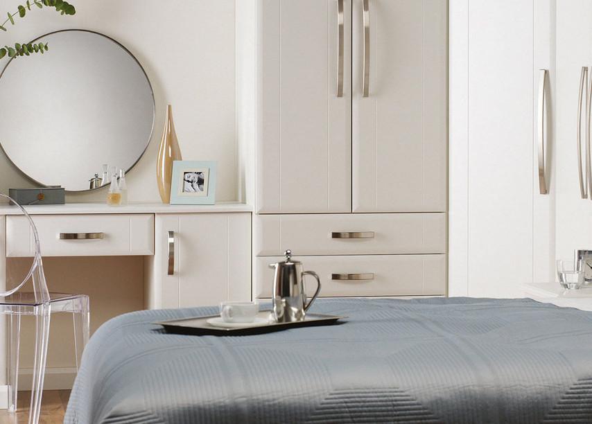 Ancona Bedroom White