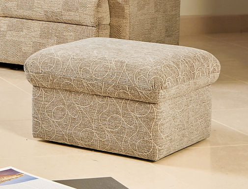 Sherborne Milburn Standard Fabric Stool