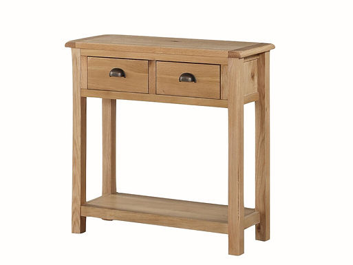 Kilmore Oak Large Hall Table