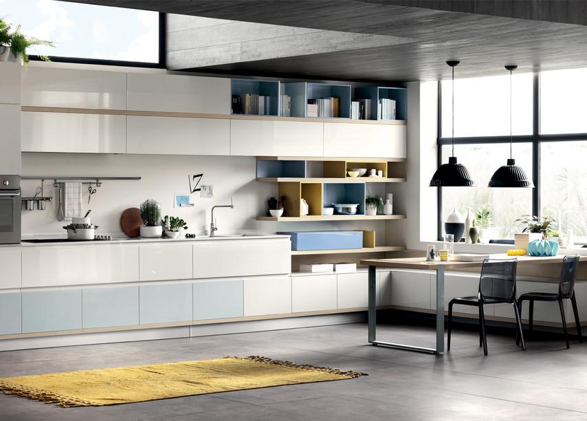 Foodshelf Kitchen
