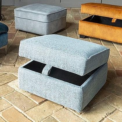 Alstons Upholstery Storage Stool