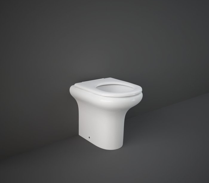 Special Needs Comfort Height 45cm Back to Wall Toilet