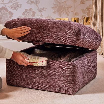 Sherborne Milburn Standard Fabric Stool/Box