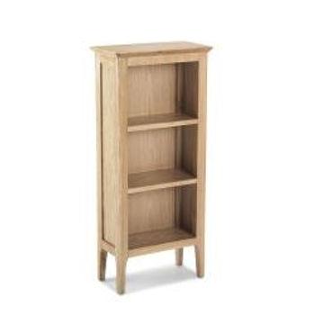 Wardley Oak CD Bookcase