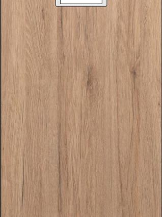 DSK Decorative Melamine Hub Oak