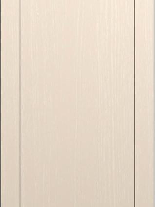 CARATTERE Frame Veneered Cashmere Pinstripe Ash