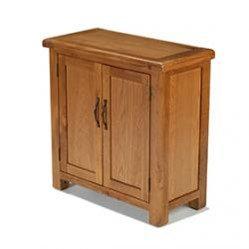 Earlswood Oak Small Petite Cupboard
