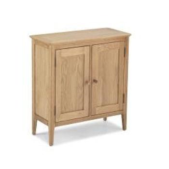 Wardley Oak Storage Cabinet