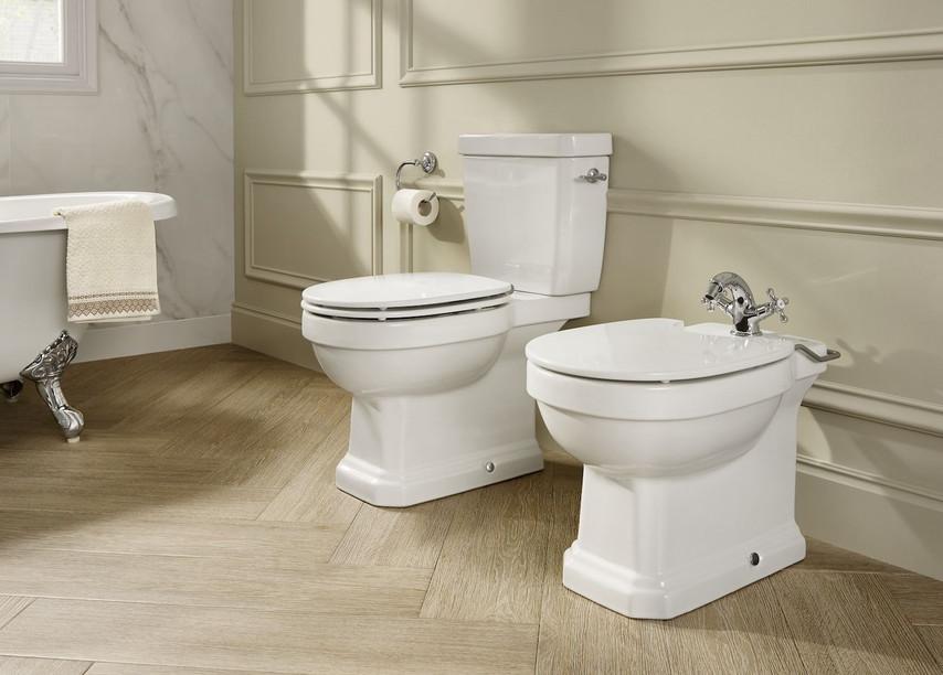 Carmen Toilet and Bidet