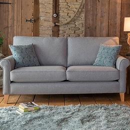Alstons Upholstery Poppy 3 Seater Sofa