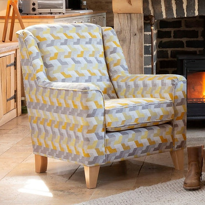 Alstons Upholstery Accent Chair