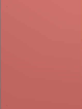 MOTUS Lacquered Coral Red
