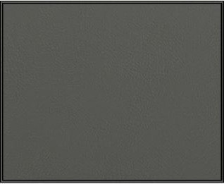 EXCLUSIVA Leather Top Oriental Grey