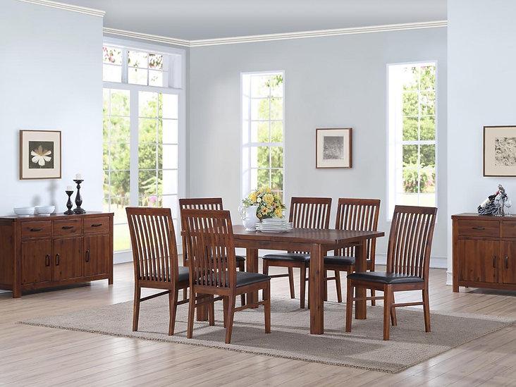 Andorra Acacia Dining & Living Furniture