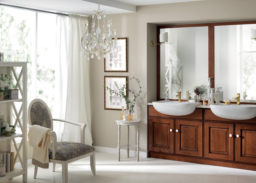 Baltimora Bathroom by Scavolini