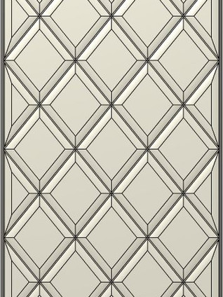EXCLUSIVA Glamour Lacquered Light Grey