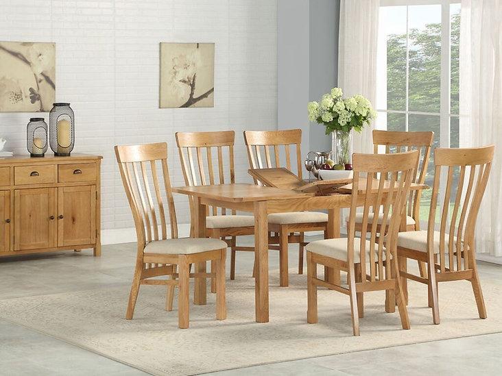 Kilmore Oak Dining & Living