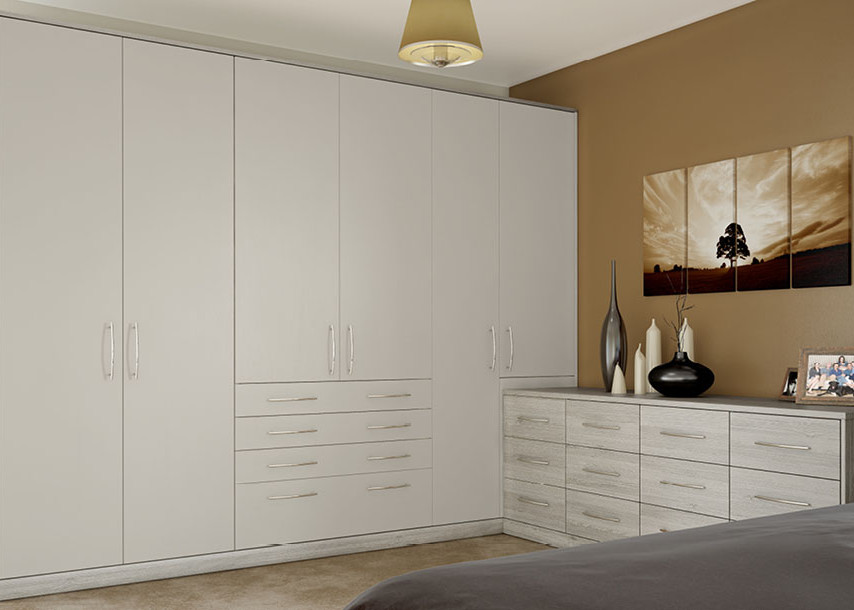 Locano MFC Bedroom Oyster and Urban Oak