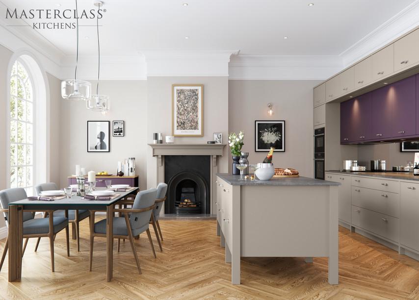 Hampton Kitchen   Masterclass   Farleys