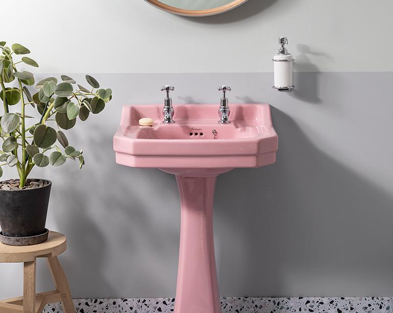 Bespoke Confetti Pink