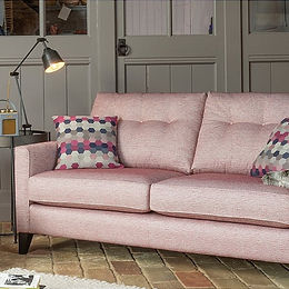 Alstons Upholstery Lexi 3 Seater Sofa