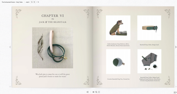 Interactive Catalogue