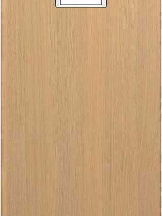 DSK Knotted Oak Ruxe Wood