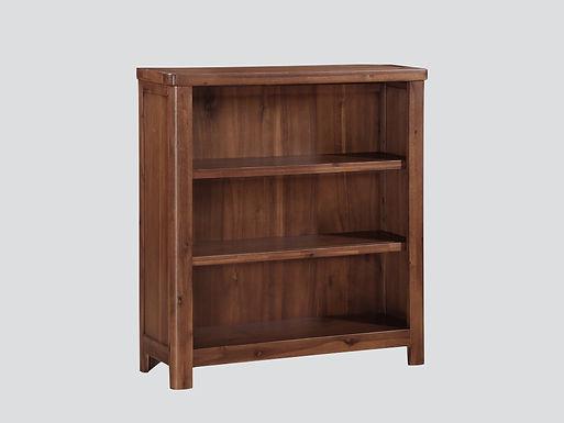 Andorra Acacia Low Bookcase