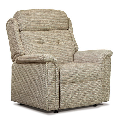 Sherborne Roma Small Fabric Fixed Chair