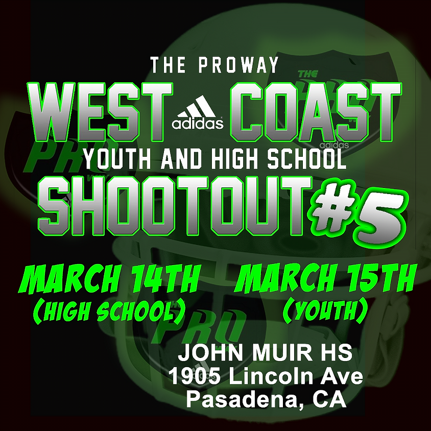 WEST COAST SHOOTOUT #5