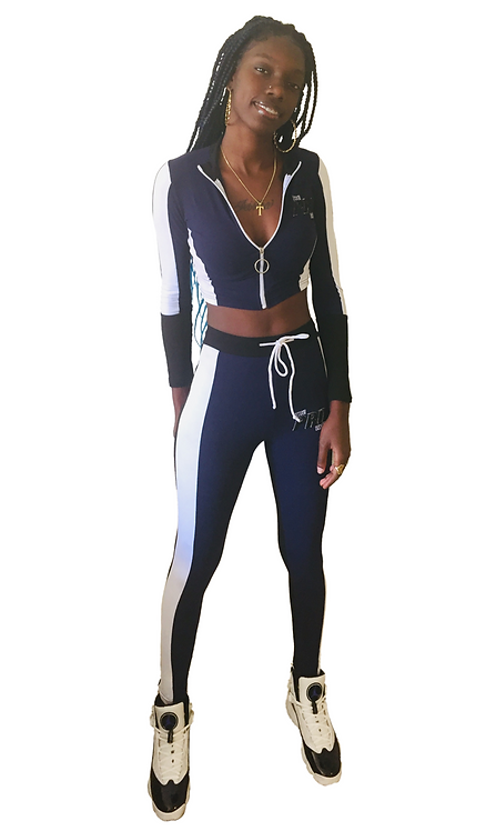 WOMEN'S PROWAY NASCAR EDITION 2 PIECE SUIT