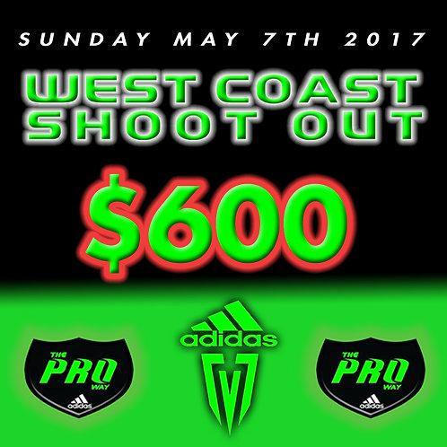 Qualify HS or Club Team: Westcoast Shoot Out