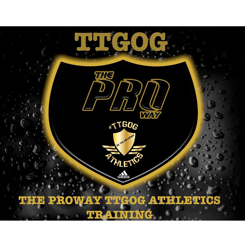 The Proway TTGOG ALL POSITIONS SUNDAY SUNDAY DEC 30th