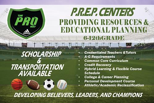 The Proway Training P.R.E.P. Center (San Gabriel Valley)