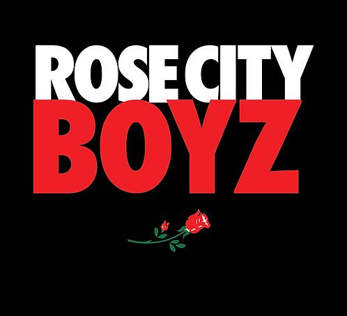 ROSE CITY T- SHIRT