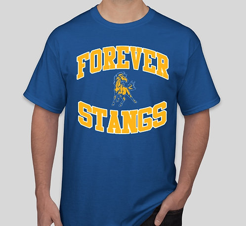 FOREVER STANGS SHORT SLEEVE SHIRT