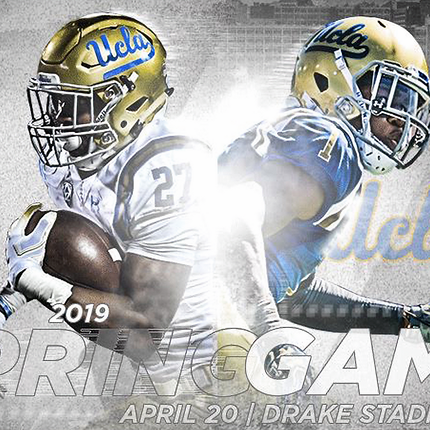 UCLA SPRING GAME
