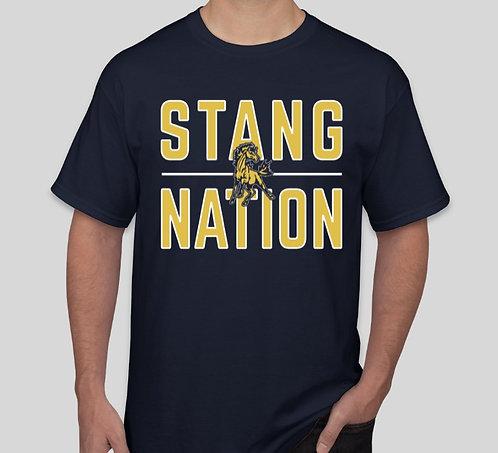 STANG NATION SHORT SLEEVE SHIRT